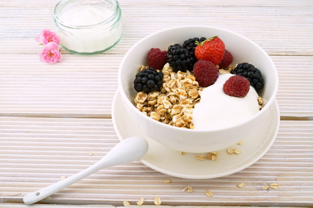Mediterranean Diet Yogurt